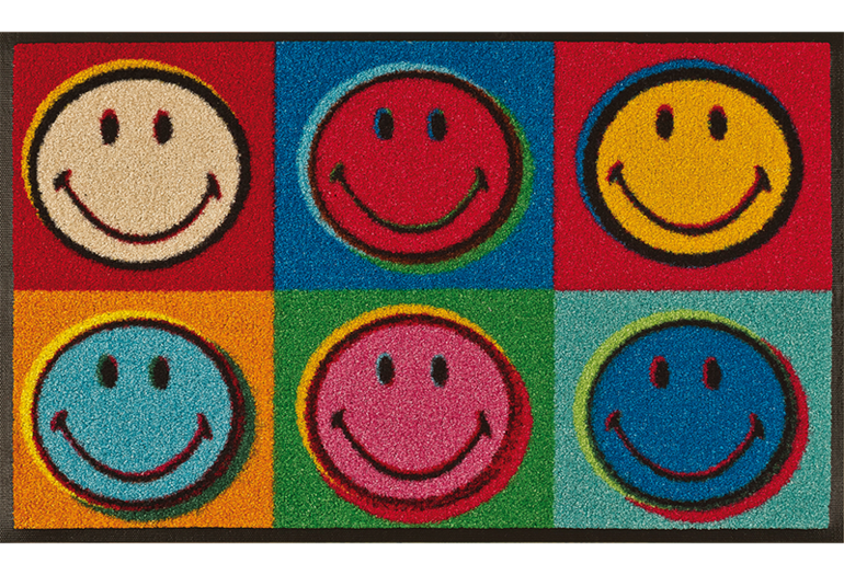 Smiley Warhol